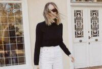 10 Inspirasi Outfit Kasual Wanita yang Simple dan Minimalis